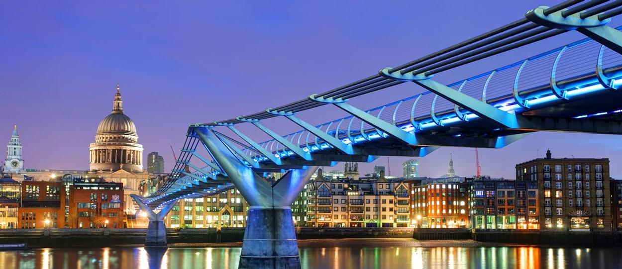 Guaranteed rent. Letting agent in London and South East. Millenium Bridge.