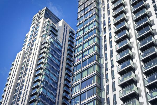 Let properties. Letting agent in London and South East. Apartment block